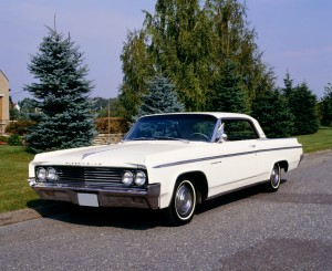 1963 Oldsmobile (Photo: David Chapman image Broker/Newscom)