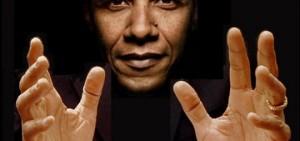 Obama Sneer Illusionist