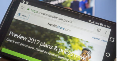 "Some consumers, especially those who saw their premiums rise over the last few years, are ""optimistic"" about the future of health insurance under President-elect Donald Trump. (Photo: Richard B. Levine /Newscom)"