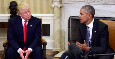 President-elect Donald Trump has indicated he will take a different approach to climate change than President Barack Obama. (Photo: AdMedia /Newscom)