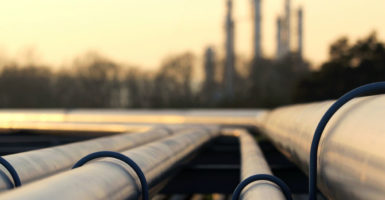 The Strategic Petroleum Reserve has the capacity for 713.5 million barrels of oil and currently holds approximately 695.1 million barrels. (Photo: iStock Photos)