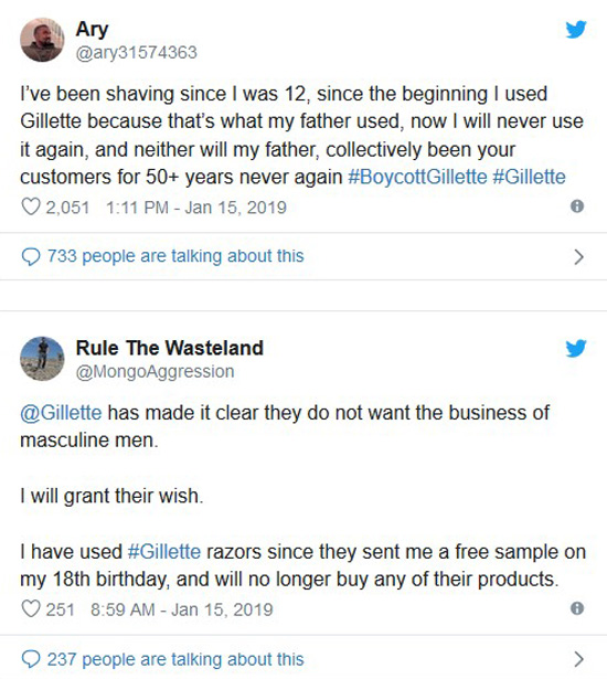 Dear Gillette: Ads About 'Toxic Masculinity' Won't Get Men